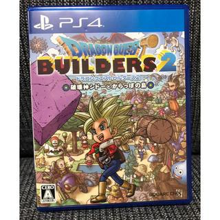 PlayStation4 - ドラゴンクエストビルダーズ2  ps4