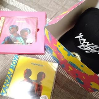 キンキキッズ(KinKi Kids)のKANZAI BOYA(初回盤A/DVD付、初回盤B/キャップ付)(ポップス/ロック(邦楽))