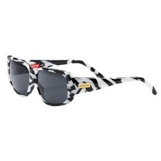 シュプリーム(Supreme)のSupreme Royce Sunglasses zebra サングラス (サングラス/メガネ)