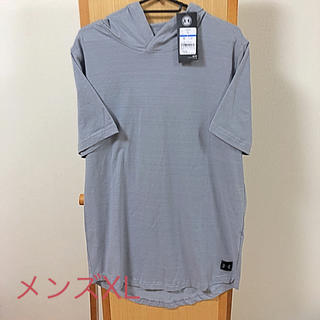UNDER ARMOUR - 未使用 アンダーアーマー  半袖Tシャツ フーディ メンズ XL