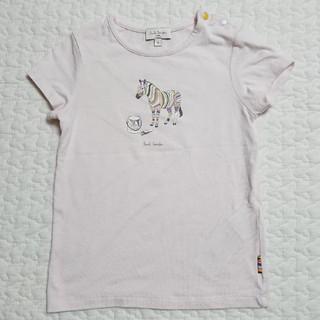 ポールスミス(Paul Smith)の《Paul Smith BABY》ライトピンク 半袖Tシャツ サイズ95(Tシャツ/カットソー)