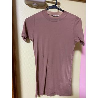 デミルクスビームス(Demi-Luxe BEAMS)のオーラリー  ハイゲージシアーカットソー(Tシャツ(半袖/袖なし))