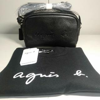 agnes b. - 【本日限定値下げ】アニエス・ベーagnes.b Tシャツ&ショルダーバッグ