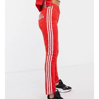 adidas - 新品未使用品 adidas originals FIORUCCI パンツ レッド
