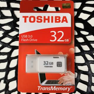 東芝 - 東芝 TOSHIBA USBメモリ 3.0 32GB
