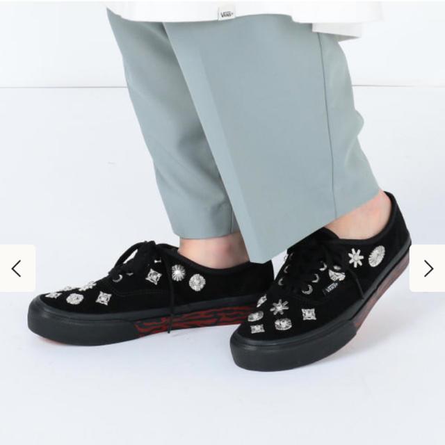 TOGA(トーガ)の総長様専用✨✨新品 toga×vans スニーカー 24センチ レディースの靴/シューズ(スニーカー)の商品写真
