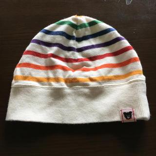 ダブルビー(DOUBLE.B)のダブルビー 帽子 42〜46cm(帽子)
