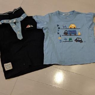 ファミリア(familiar)のファミリア&ポロシャツ100(Tシャツ/カットソー)