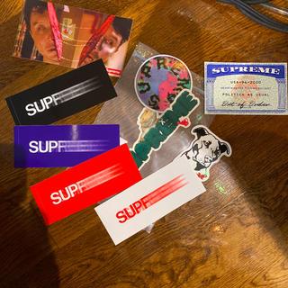 Supreme - motion logoステッカーセット