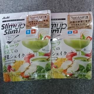 スリムアップスリム フルーツ仕立ての野菜シェイク 300g × 2セット