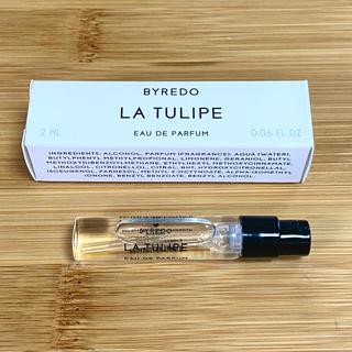 エストネーション(ESTNATION)のBYREDO LA TULIPE 2ml 香水(ユニセックス)