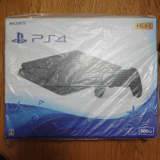 PS4 プレステ4本体 500GB