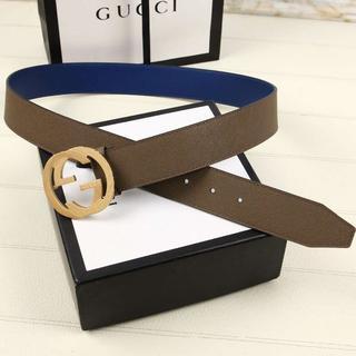 Gucci - 大人気 Gucci グッチ ベルト 3.8cm