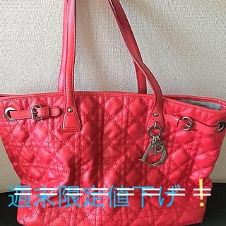 クリスチャンディオール(Christian Dior)のChristian Dior トートバッグ パナレア(トートバッグ)