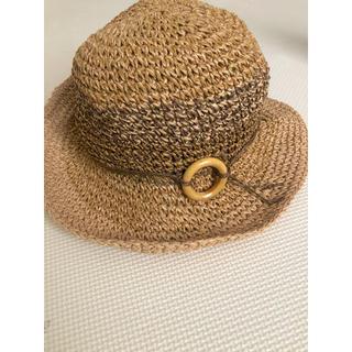 シマムラ(しまむら)の帽子 麦わら帽子 ハット(麦わら帽子/ストローハット)