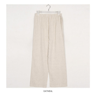 OHOTORO - above tidy wide pants