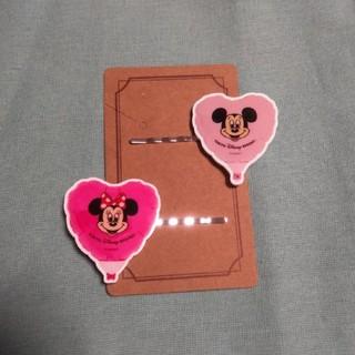 ディズニー(Disney)のディズニー•ヘアピン2個セット(ヘアピン)
