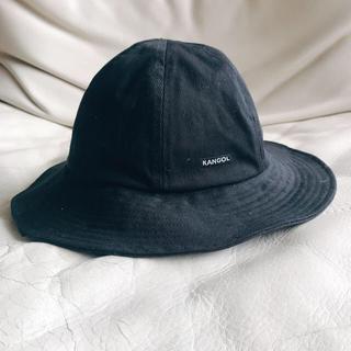 KANGOL - 【送料込】【新品未使用】KANGOL カンゴール 帽子 ブラック
