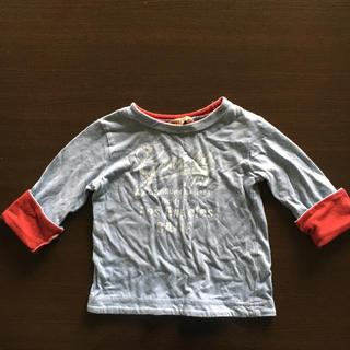 ゲス(GUESS)のGUESS ロングTシャツ(Tシャツ)