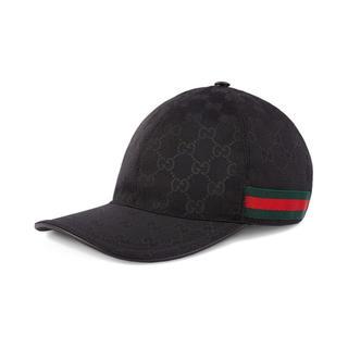 Gucci - GGキャップ 新宿店購入