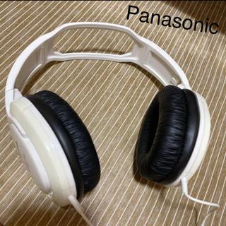 パナソニック(Panasonic)のパナソニック ヘッドフォン RP-HT260 ヘッドホン Panasonic(ヘッドフォン/イヤフォン)