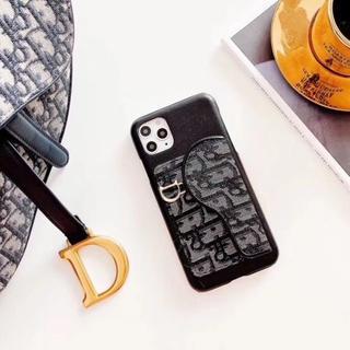 Apple - 【新品未使用】アイフォンケース iPhone11 用カード収納付き
