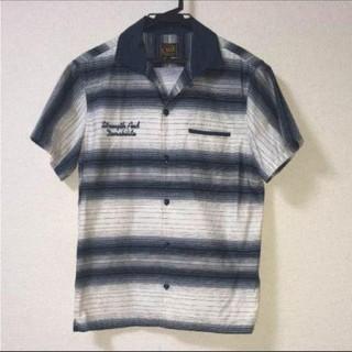 キャリー(CALEE)のCalee オープンカラー 半袖シャツ(シャツ)