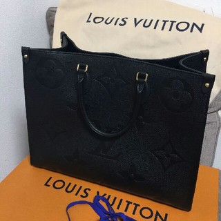LOUIS VUITTON - ルイヴィトン バッグ オンザゴー GM