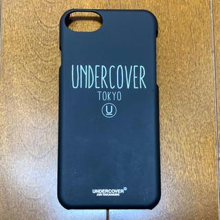 アンダーカバー(UNDERCOVER)のUNDERCOVER スマホケース(iPhoneケース)