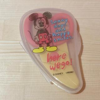 Disney - 離乳食 はさみ ハサミ ミッキー