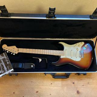 フェンダー(Fender)のFender USA American Deluxe ストラトキャスター (エレキギター)