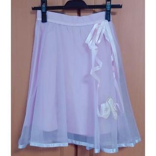 シークレットハニー(Secret Honey)のシークレットハニー ステラルー風 トゥーシューズ スカート(ミニスカート)