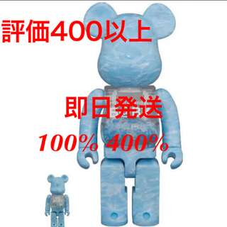 MEDICOM TOY - 新品 MY FIRST BE@RBRICK B@BY WATER CREST