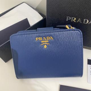PRADA - PRADA 二つ折りザイフ