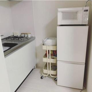 MUJI (無印良品) - 大阪近郊 美品 無印良品 1人暮らし家電3点セット 冷蔵庫 洗濯機 電子レンジ