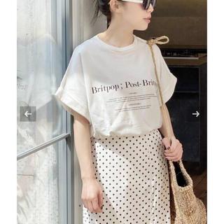 Plage - Plage  新品★【ジェーンスミス】SP LOGO Tシャツ