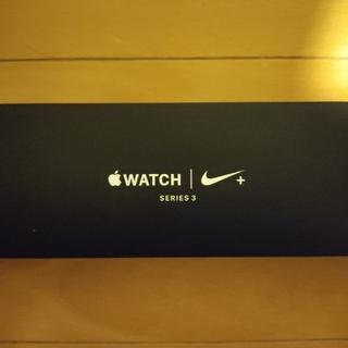 アップル(Apple)のApple Watch Nike Series 3  42mm GPS(腕時計(デジタル))