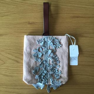 mina perhonen - 【新品】ミナペルホネン puist bag   pink beige