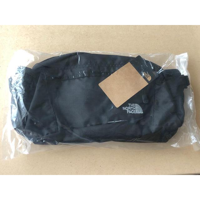 THE NORTH FACE(ザノースフェイス)のブラック★ノースフェイス ★クラッシック カンガ ウエストポーチ メンズのバッグ(ボディーバッグ)の商品写真