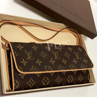 LOUIS VUITTON - ポシェットツインGM、ルイヴィトンショルダーバッグ、ルイヴィトンバッグ