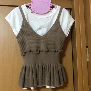 アルシーヴ(archives)のarchivesトップス(Tシャツ(半袖/袖なし))