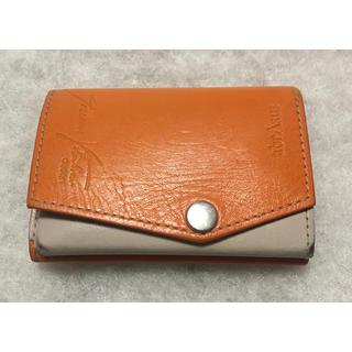オロビアンコ(Orobianco)のabrAsus アブラサス 小さい財布 オロビアンコ(折り財布)