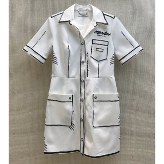 FENDI - フェンデイ FENDI Tシャツ ワンピース半袖