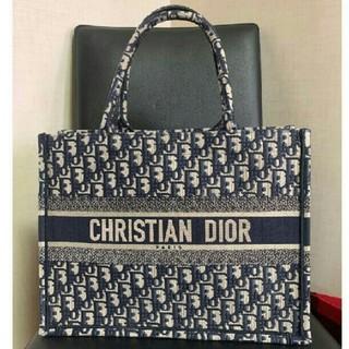 クリスチャンディオール(Christian Dior)のクリスチャンディオール ブックトートバッグ(トートバッグ)