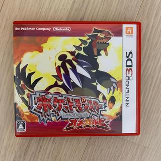 任天堂 - ポケットモンスター オメガルビー 3DS