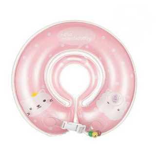 ベビー 赤ちゃん 浮き輪 フロート お風呂 水遊び プレ スイミング ピンク(その他)