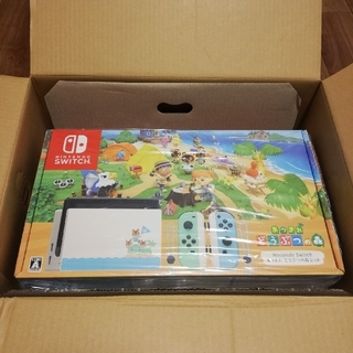 任天堂 - 【新品未開封】ニンテンドースイッチ どうぶつの森セット Nintendo