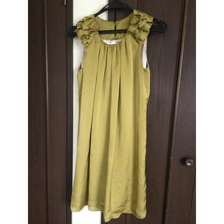 キレイ色★Partyドレス(ミディアムドレス)