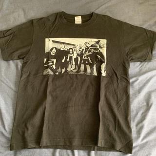 ONE OK ROCK CROSSFAITH コラボTシャツ(ミュージシャン)