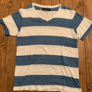 SHIPS - SHIPS  ワイドボーダーTシャツ M